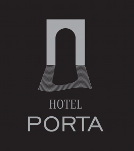 PORTA_logo crna osnova_srebro latinica